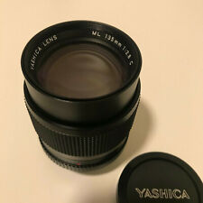 YASHICA ML 135mm f2.8 C Lens - YASHICA / Contax Fit 'BOXED - EXCELLENT'