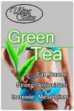 Green Tea Tablets,30tbl, 1500mg, Anti Oxidant, Immune Support, Detoxification