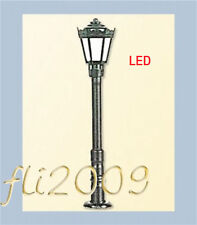 * Viessmann scala N 6620 lampione a LED  in ottone  in stile altezza 3,9 cm.CE