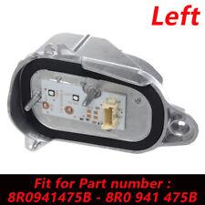 For Audi Q5 13-17 Headlight LED DRL Daytime Running Light Module Unit 8R0941475B