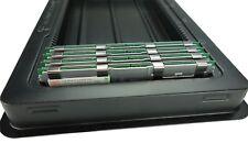Lot of 4 Hynix 1GB DDR2-667 PC2-5300F 2Rx8 ECC FBDIMM HYMP512F72CP8N3-Y5