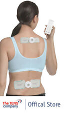 Med-Fit 2 Control Remoto Inalámbrico Doble Canal Tens y EMS Máquina