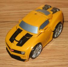"Hasbro (C1525A) 2008 4 1/2""  Yellow ""Bumble Bee"" Transformers Gravity Bot Toy"