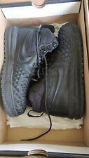 Men's Nike Lunar Force 1 '17 Black Duckboot 916682-002 Size 10.5