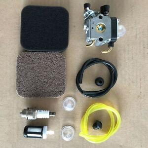 Carburetor For STIHL FS85 FS75 FS80 KM85 HS75 HS80 HS85 Carb & Fuel Line Filter~