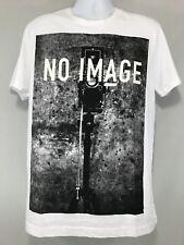 Men's G Star Raw No Image White Black All Cotton T Shirt XXL 2XL NWT
