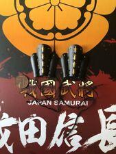COO Models Japan Samurai Oda Nobunaga METAL Wrist Guards loose 1/6th scale