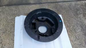 JAGUAR S-TYPE TOOL BOX INSERT - sits inside spare wheel - NO TOOLS