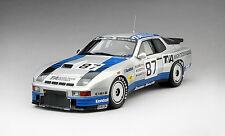 True Scale Porsche 924 GTR #87 1st IMSA GTO Class Le Mans 1982 1/18