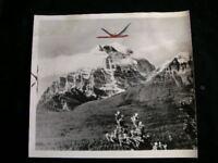 CANADA  MT TEMPLE  BANFF NAT PARK PHOTO 1955 #5748