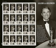 US 4526 Legends of Hollywood Gregory Peck forever sheet MNH 2011
