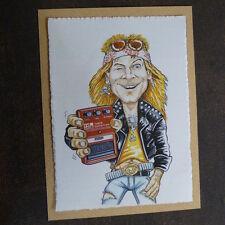 Pop-kard feat. DOD PEDALE ad-Rocker, 11x15 greeting card AAE