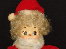 NEW VINTAGE LIMITED-EDITION BRINNS DECEMBER CHRISTMAS CALENDAR CLOWN PLUSH DOLL