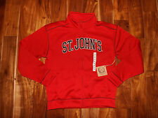 NWT Mens CAMPUS DRIVE Red St. Johns Full Zip Jacket Size M Medium