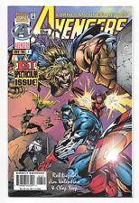 Avengers #1 (Nov 1996, Marvel) Heroes Reborn Variant Liefeld Valentino Yaep