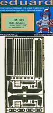 Eduard m-1a1 ESCAPE COVER Late IRAK IRAQ Modelo Equipo de construcción