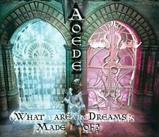 What Are Dreams Made Of? by Aoede (CD, 2013, Aoede Muse Music)