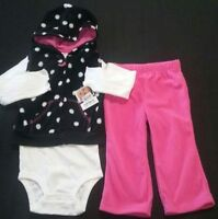24 Months $42 2pc Floral Sets Size 0//3 Months Infant Girls Nautica $32.50