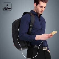 """Kingsons Waterproof 15.6"""" Laptop Cases USB Charging Anti-theft Notebook Backpack"""