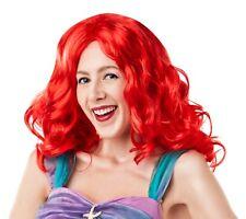 Fancy Dress ~ Ladies Disney Ariel Wig