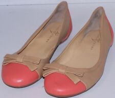 WOMEN SHOES IVANKA TRUMP LOAFERS Size 9.5M  LEATHER  NEW