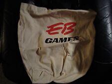 Vintage US EB Games Tote Bag wizkids promo rare