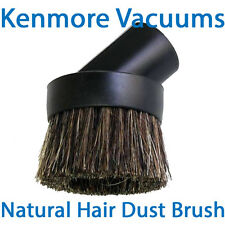 Kenmore Vacuum Dust Brush (Fits Canister Models)  *Natural & Nylon Bristles