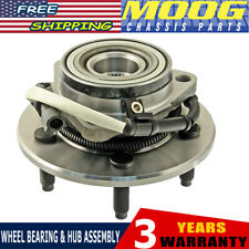 MOOG Front Wheel Bearing and Hub for 2000-2003 Ford F-150 F150 w/ABS 4x4