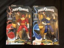 Power Rangers ZEO Legacy Complete Collection New