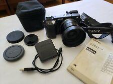 Sony NEX 6 Camera & Sigma 30mm 2.8 DN Lens Kit