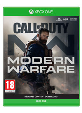 Call of Duty: Modern Warfare GAME (Xbox One, 2020)READ THE DESCRIPTION