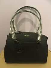 Genuine Brand New Radley London Sandham Large Zip-Top Tote Bag Black RRP £224