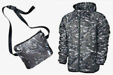 Rare Packable Supreme Nike Tiger Camo Gray Windbreaker Jacket ACG Undercover Lab