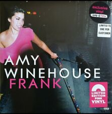 Amy Winehouse Frank LP Limited Edition of 500 Copies in Pink Vinyl