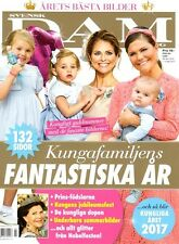 Prinzessin Princess Victoria Estelle Kungafamiljen 2016 Königin Silvia DAM Royal