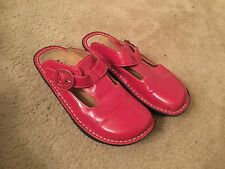 ALEGRIA By PG Lite Size 35 Pink Leather Women's Shoes ALG-115