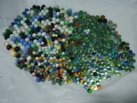 Huge Marbles Lot - Vintage maybe a few modern??? Approximately 545.