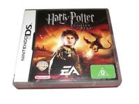 Harry Potter and the Goblet of Fire Nintendo DS 2DS 3DS Game *Complete*