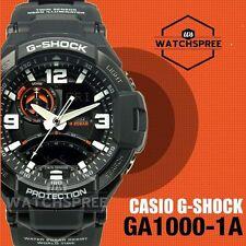 Casio G-SHOCK Twin Sensor Compass Aviator Watch GA1000-1A