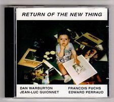 (HA175) Warburton/Guionnet/Fuchs/Perraud, Return Of The New Thing - 1999 CD