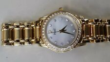 PIAGET LADIES POLO 18K YELLOW GOLD WATCH REF.22005 M 501 D
