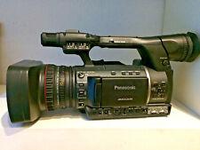 Panasonic Ag AC 130 Full HD Camcorder - Black Dealer
