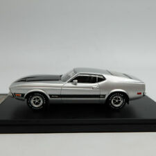 Premium X 1:43 Ford Mustang Mach 1 Silver 1973 Resin PRD398J Limited Edition
