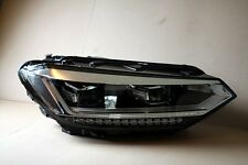 VW TOURAN LED SCHEINWERFER 5TB RECHTS HEADLIGHT FARO PHARE LHD