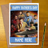 STAR TREK Personalised Mother's / Father's Day Card - mum dad mothers fathers