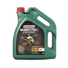 Castrol Magnatec Stop-Start 5W-30 A3/B4 Motoröl, 5 Liter