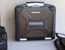 Radio Programmer Laptop- Panasonic TOUGHBOOK for Motorola, Kenwood, Icom & More!