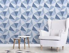 DECORAZIONE raffinata APEX Carta da parati geometrictriangle design moderno