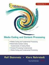 Multimedia Fundamentals, Volume 1: Media Coding and Content Processing-ExLibrary