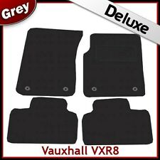 Vauxhall VXR8 2007 2008 2009 Tailored LUSSO 1300g TAPPETINI AUTO GRIGIO